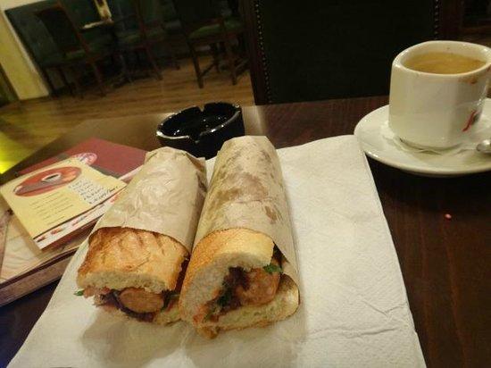 Sevastia's Book: Thüringer Sandwich