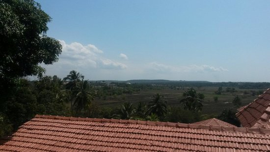Karma Royal Monterio: View from room 20.