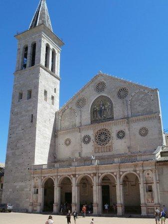 Piazza del Duomo: Facciata del Duomo