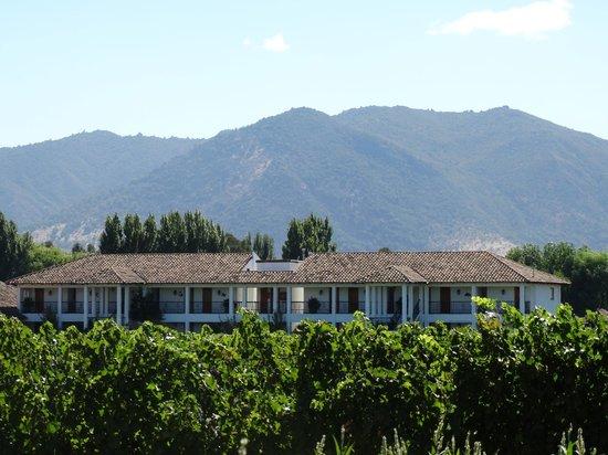 Hotel TerraVina: Vista del Hotel