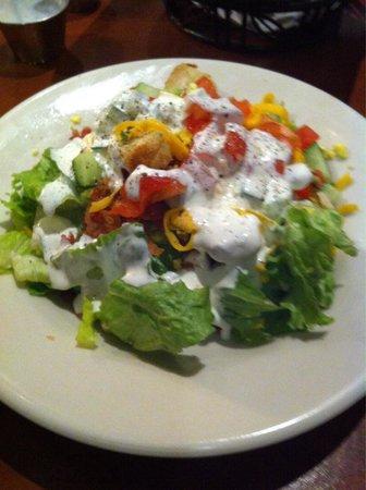 Bullfish Grill : Fresh salad