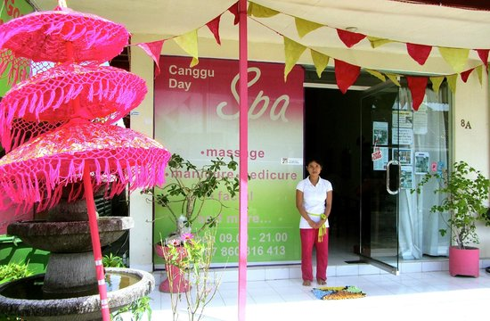 Canggu Day Spa