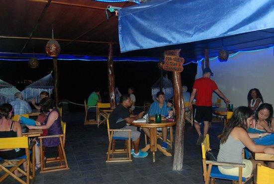 Hotel Solymar: Night life