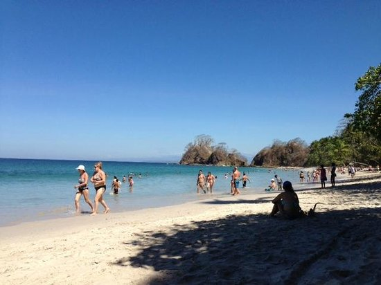 Hotel Punta Leona: Playa Blanca