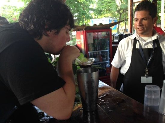 Hotel & Club Punta Leona: Bar Al Garete
