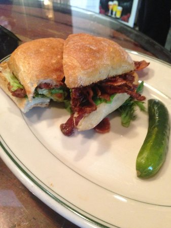 The Brasserie & Neighborhood Cafe at Parish: Blt