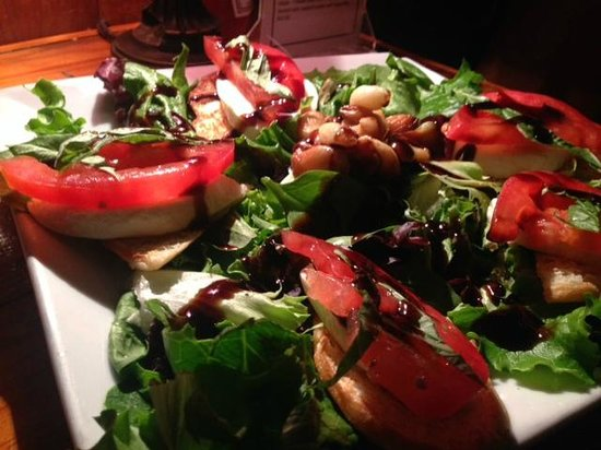 Ned's Southside Kitchen: Caprese Salad