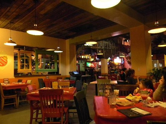 Mexican Restaurant Mountain View El Camino
