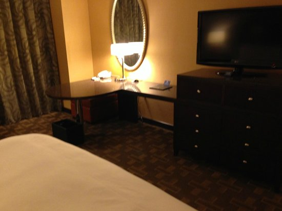 Hilton Americas - Houston: Desk area
