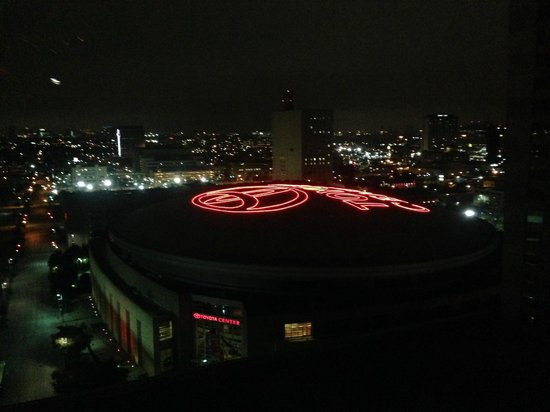 Hilton Americas - Houston: The Toyota Center