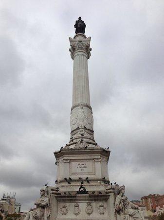 Monumento a Dom Pedro IV : D. Pedro