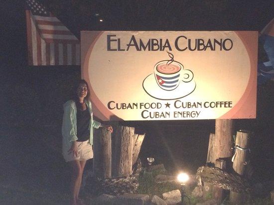 El Ambia Cubano: Great