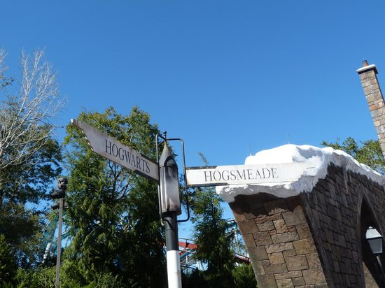 Universal's Islands of Adventure : To Hogwarts
