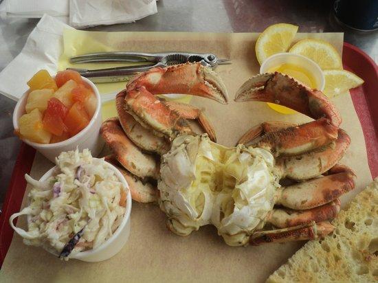 Tony's Crab Shack : Dungeness Crab