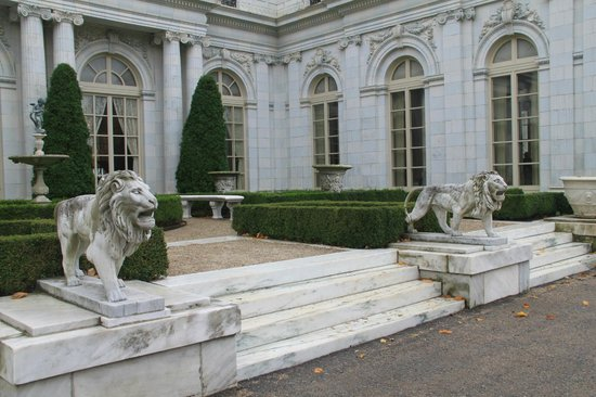 Rosecliff: Lions