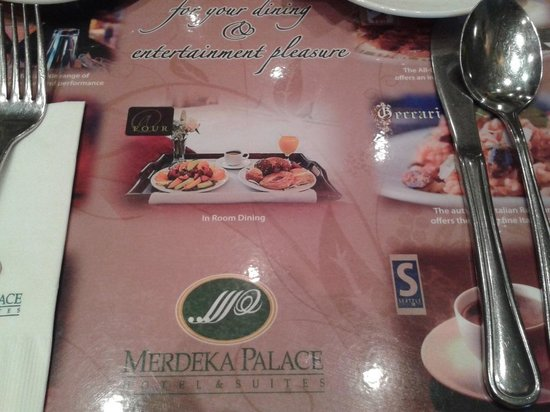 Merdeka Palace Hotel & Suites: Merdeka Palace
