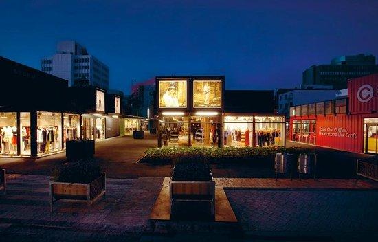 Cashel Street: Restart Cashel Mall