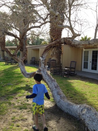 Furnace Creek Inn and Ranch Resort: Hotel