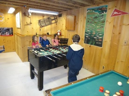 Alpenrose Inn: entertaining kids and adults