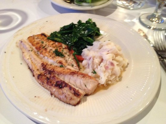Lemon Leaf Cafe: Rock Fish