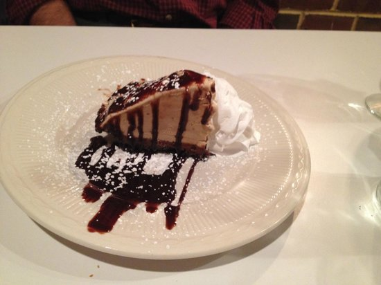 Lemon Leaf Cafe: Richard's Mud Pie
