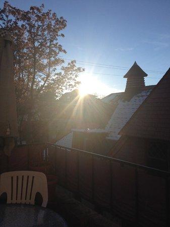 Castle Marne Bed & Breakfast: view