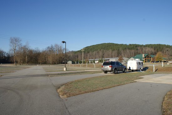 Tom Johnson Marion Campground: The campground