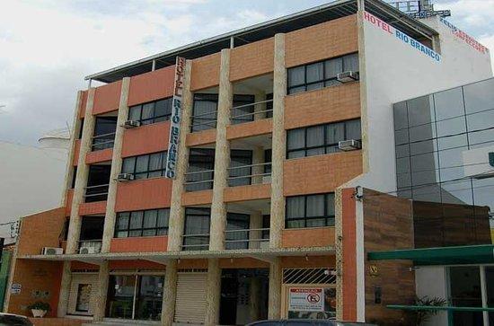 Jequie, BA: HOTEL RIO BRANCO