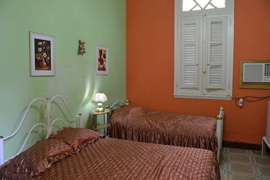 Casa Baby Alfredo: second room