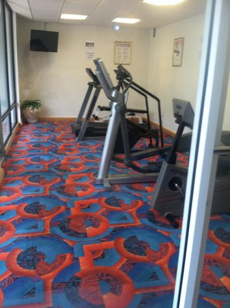 Floridian Hotel : Fitness room