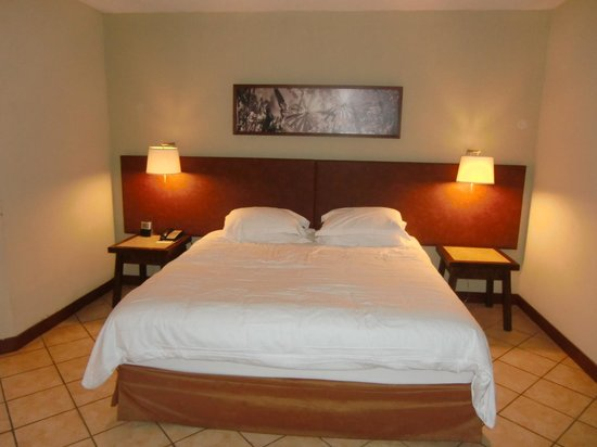 Wyndham Grand Rio Mar Beach Resort & Spa: king bed in ocean view suite