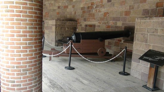 Battery Park : Castle Clinton