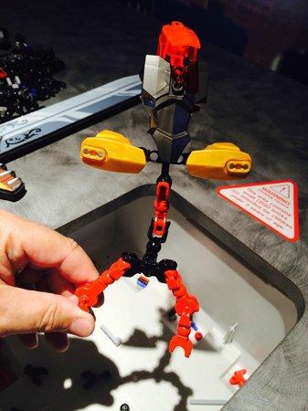 LEGOLAND Florida Resort: My first Hero at Lego