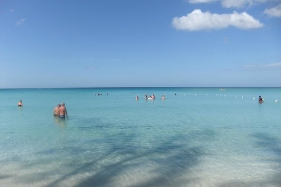 Fun Holiday Beach Resort: Plage