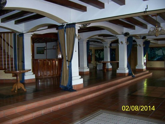 Resort Martino Hotel & Spa: Lower level of main building