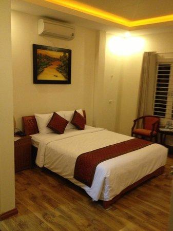Viet's Family River - Hoi An Homestay : Bedroom