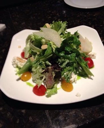 Il Cielo : My share of the salad wit pears we split. fantastic!