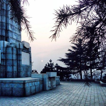 Xipaotai Park: Amazing view!