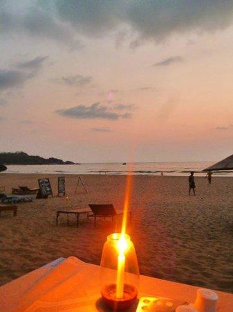 Agonda Beach: Rama