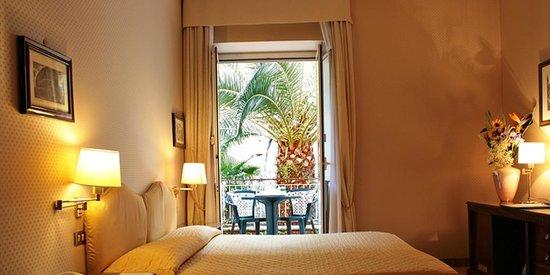 Hotel Aventino: fantastico quarto.