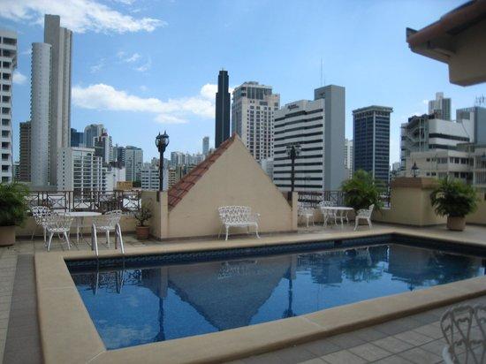 Hotel Coral Suites: pool