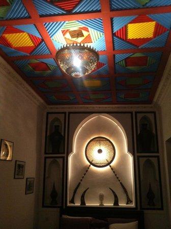 Riad Tamarrakecht: Bab el Jdid room