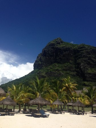 Dinarobin Beachcomber Golf Resort & Spa : le Morne
