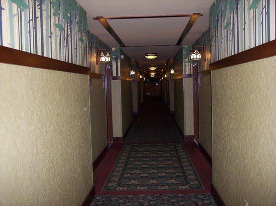 Disney's Grand Californian Hotel & Spa: Hall