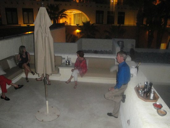 Marquis Los Cabos All-Inclusive Resort & Spa: Casita Terrace