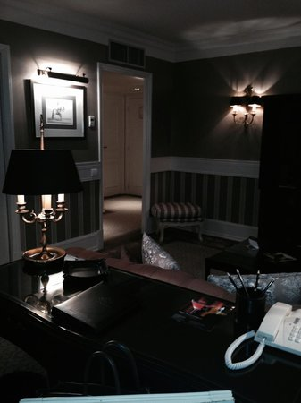 Tiara Chateau Hotel Mont Royal Chantilly : la suite