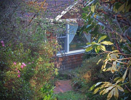 Inverness Secret Garden Cottage : The Secreat Garden Cottage