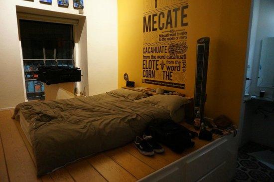 Kuku Ruku Queretaro: Room