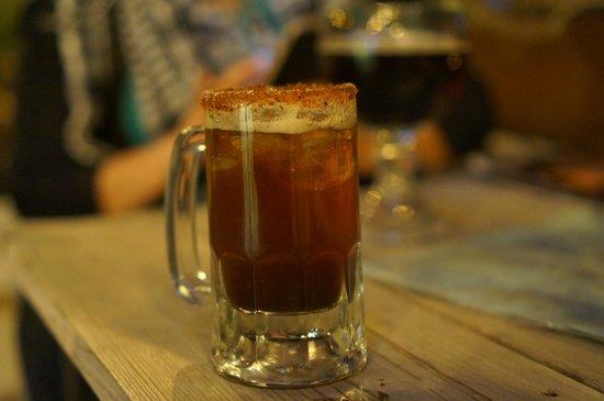Kuku Ruku Queretaro: Terraza Bar