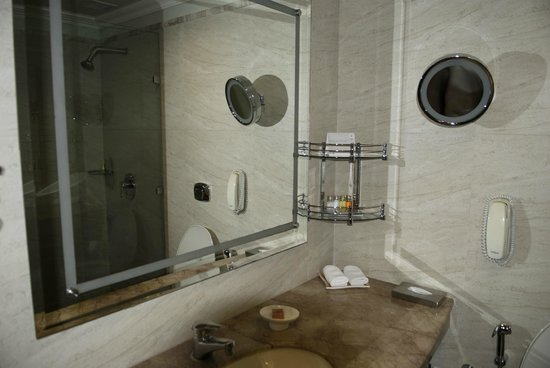The Suryaa New Delhi: Bathroom in a room